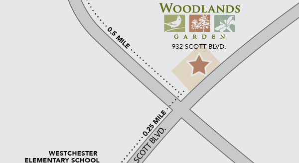 woodlands-offsite-parking-map