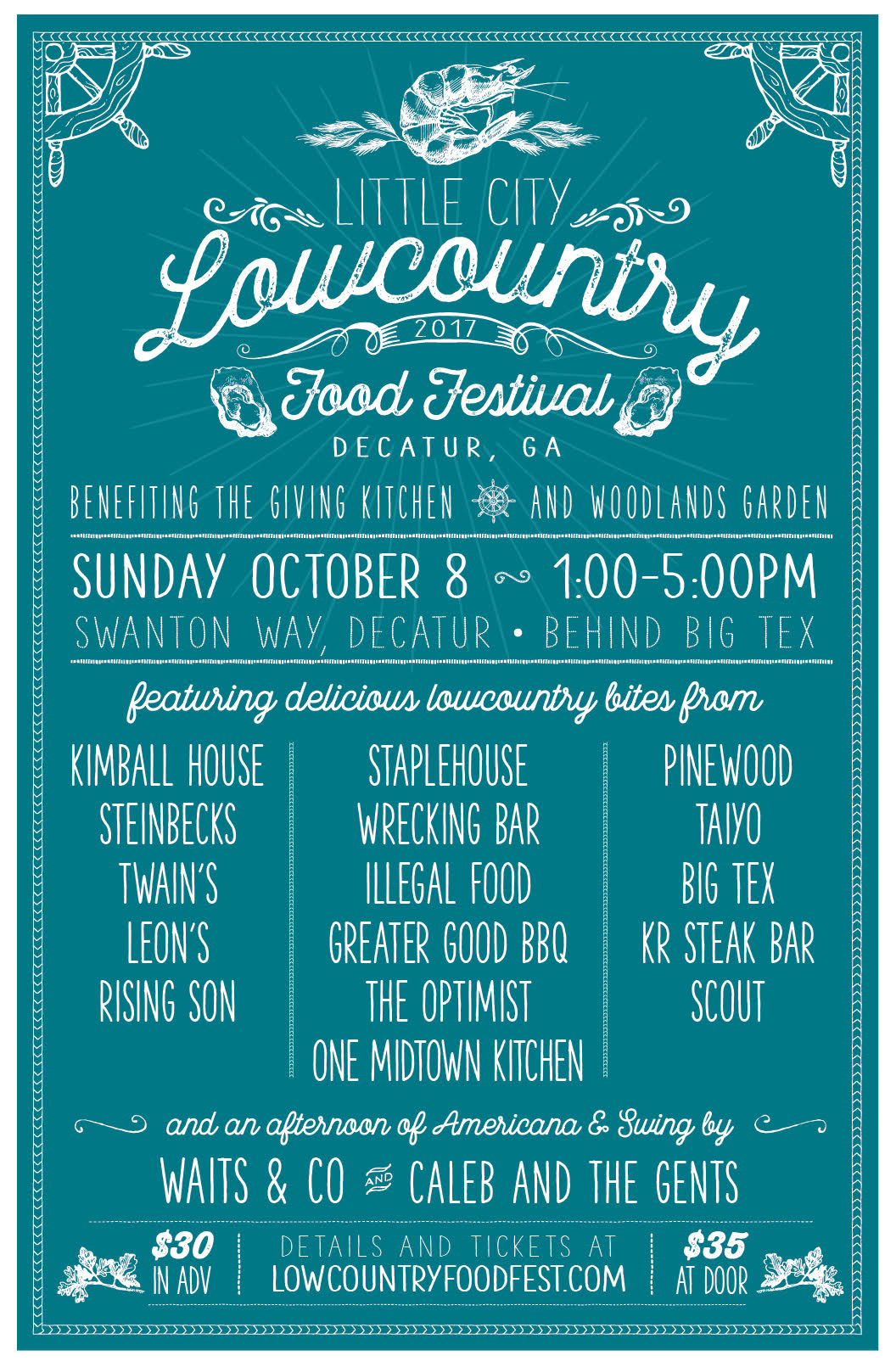 Little City Lowcountry Food Fest